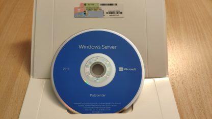 Microsoft Windows Server Datacenter 2019 - DVD