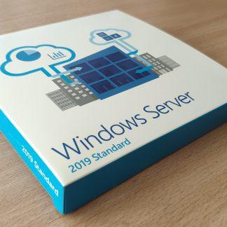 Windows Server 2019 Standard Retail Box