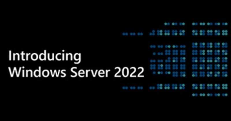 What are the new features in windows server 2022